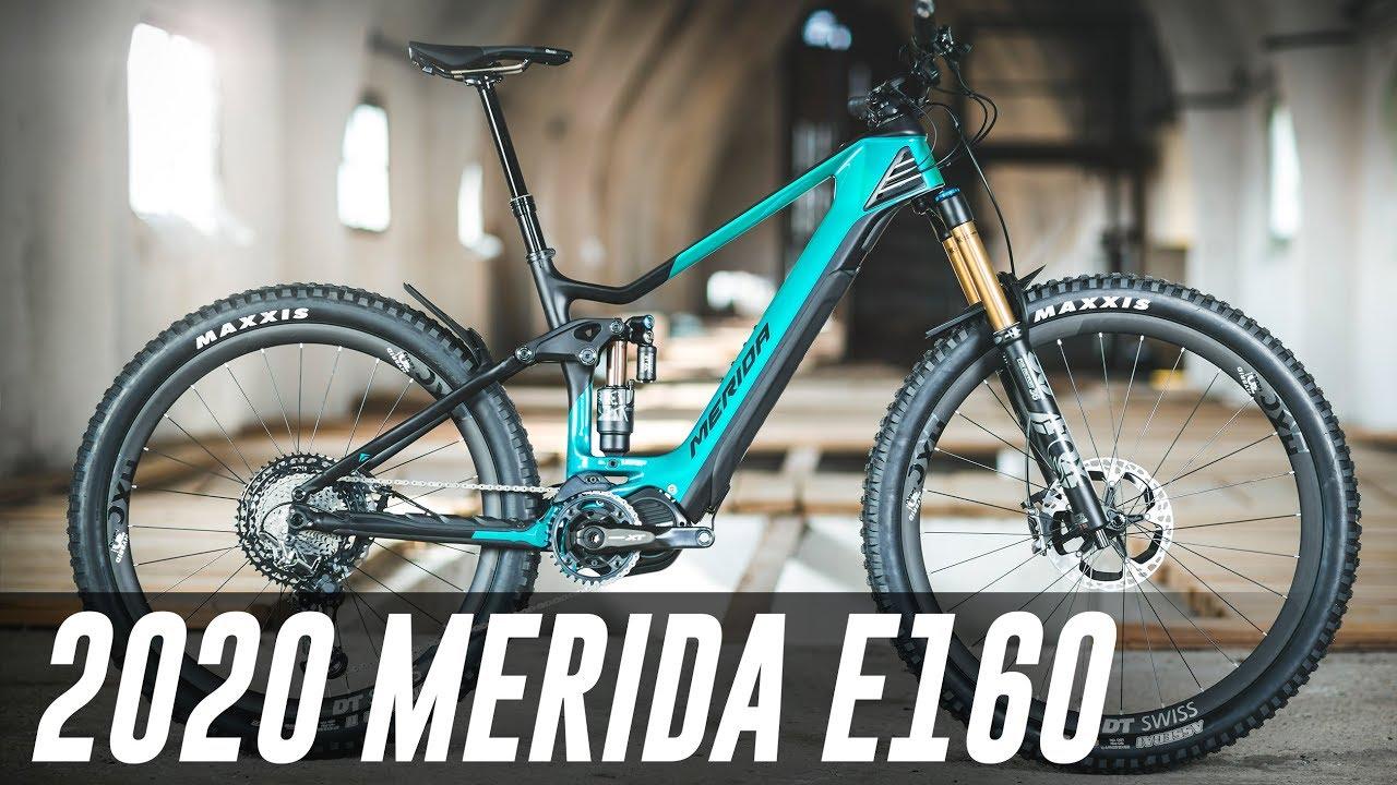 All New 2020 Merida Eone Sixty First Look Youtube