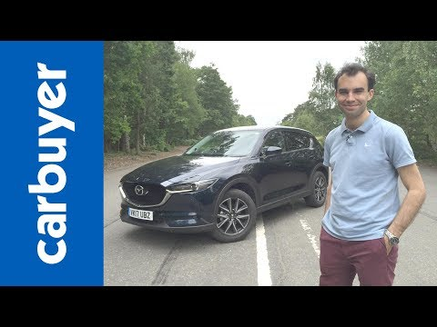 2018 Mazda CX-5 SUV review – James Batchelor – Carbuyer