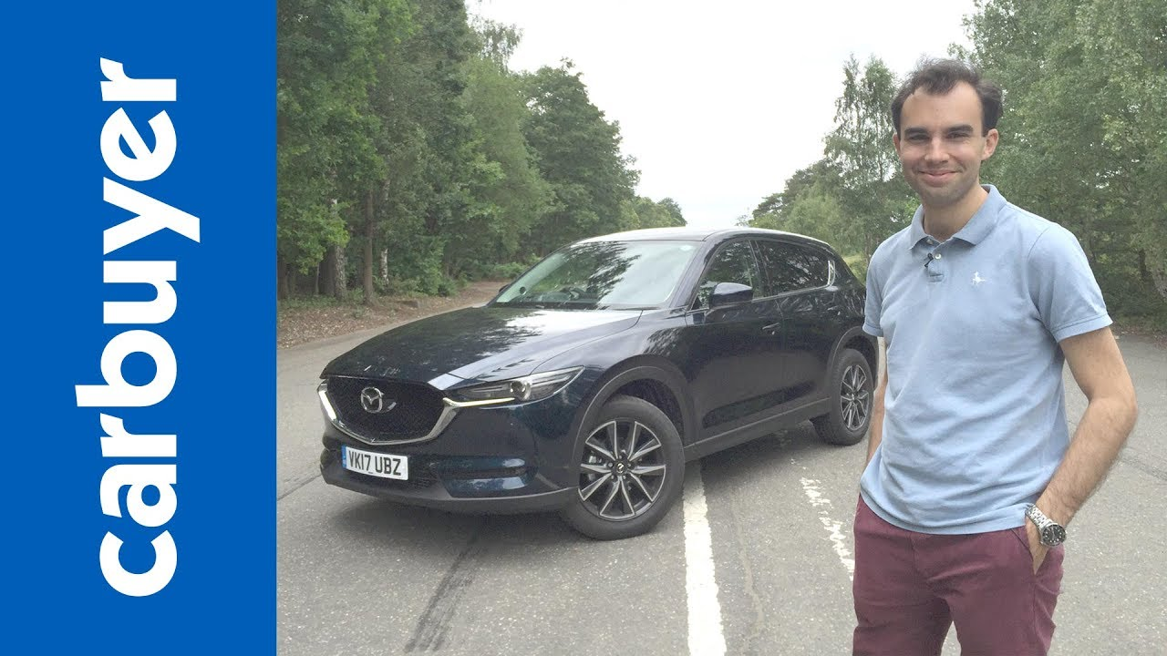 2018 Mazda CX-5 SUV review - Is this Britain's best-handling affordable SUV? - Carbuyer