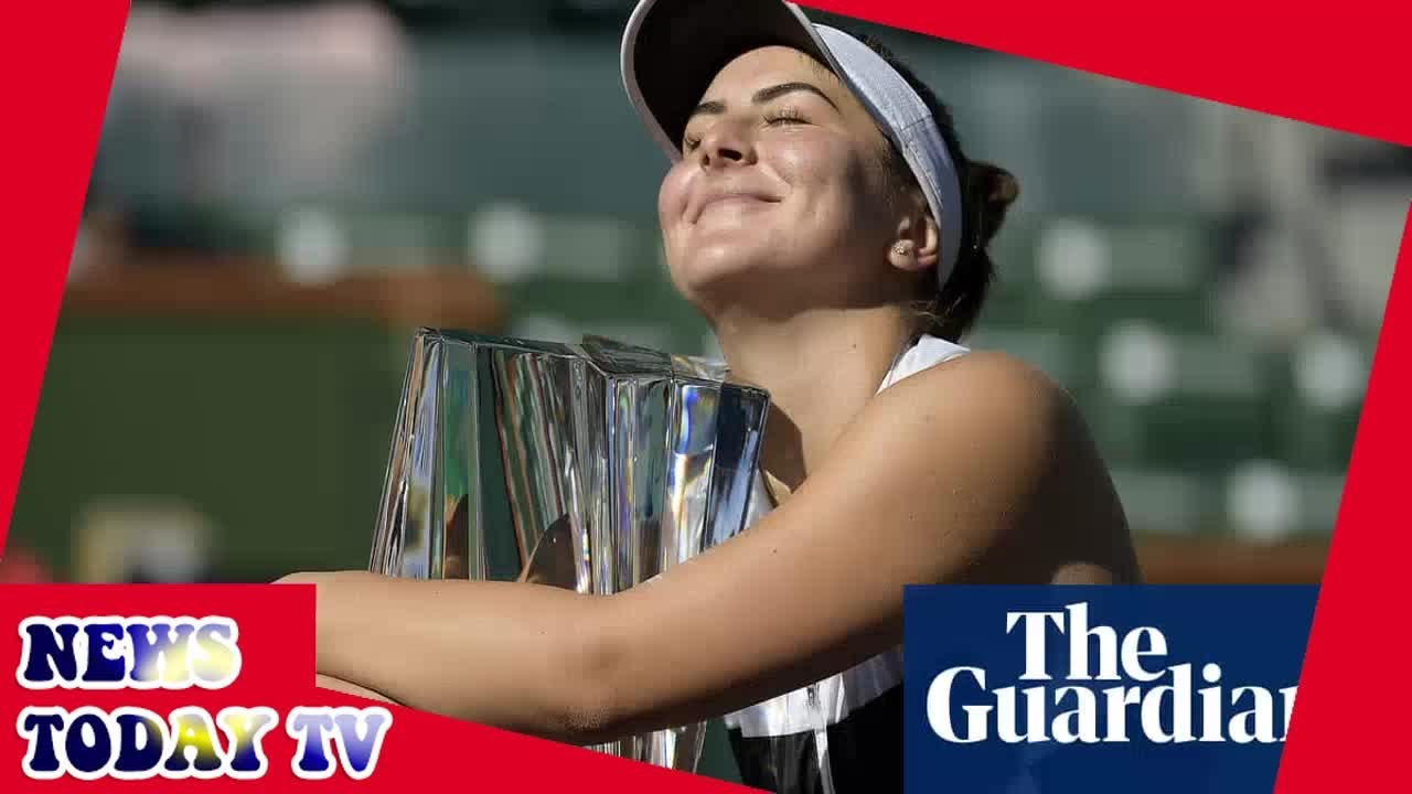 Indian Wells: Victorious Bianca Andreescu wants to follow in Naomi Osaka's footsteps