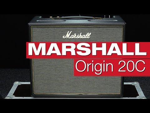 Marshall Origin 20C Combo Gitarrenverstärker-Review von session