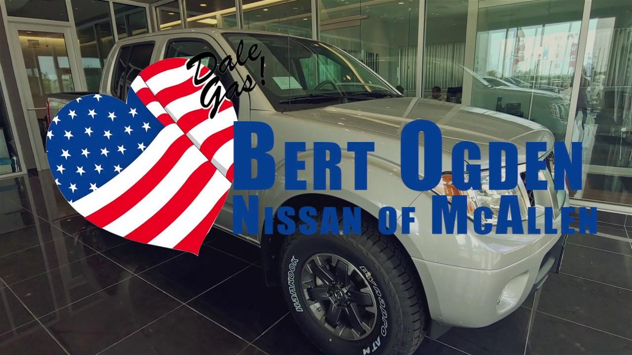 Bert Ogden Nissan >> 2019 Nissan Frontier Bert Ogden Nissan Mcallen