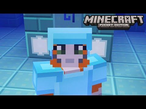 Minecraft: Pocket Edition - Bad Luck - No Home Challenge