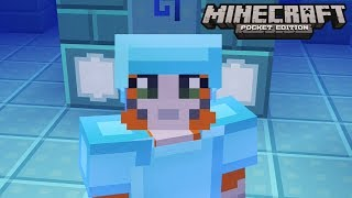 Minecraft: Pocket Edition - Bad Luck - No Home Challenge