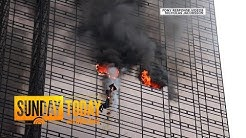 Fire At Trump Tower Leaves 1 Dead, 6 Firefighters Injured   Sunday TODAY