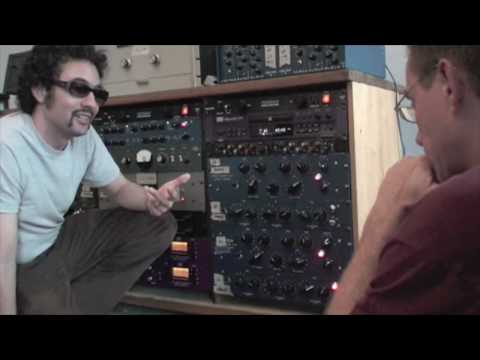 Recording with TUBETECH at DAPTONE PART 2