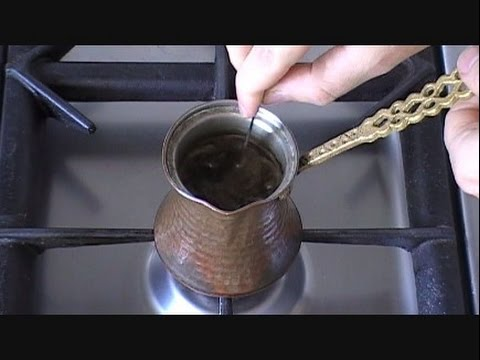 How To Make Turkish Coffee | Authentic And Delicious