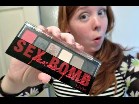 nyx sex bomb review in Tampa
