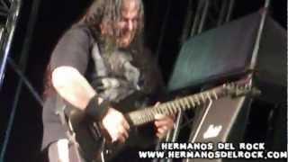 ASHES - Ancient Fate [En Plaza Venezuela Caracas] HD
