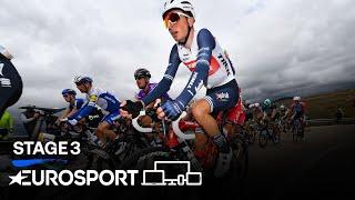 Vuelta a España - Stage 3 Highlights | Cycling | Eurosport