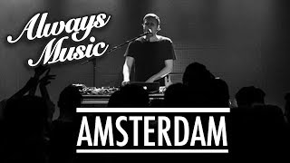 Jan Blomqvist Amsterdam Live Set 2018