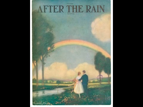 After the Rain 1922