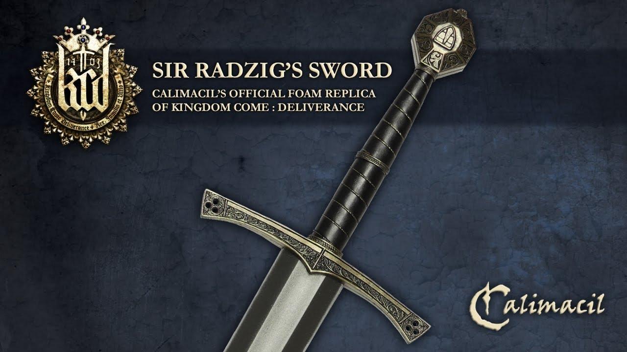 Calimacil - Sir Radzig's Sword - Physicals Properties