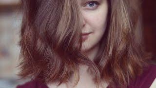 Moja metoda na układanie włosów