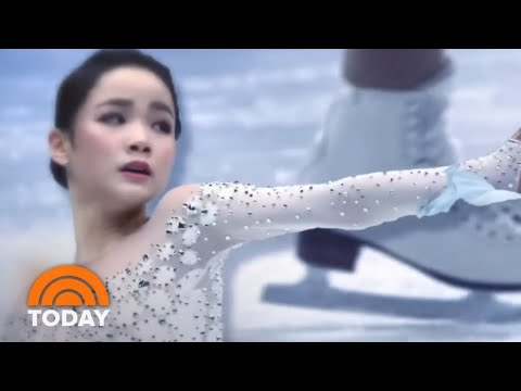 US Skater Mariah Bell Accused Of Purposely Slashing Rival With Skate | TODAY