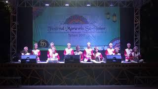 Festival Marawis Se-Jabar di Pondok Pesantren Miftahul Huda  || Group Marawis ASSUJA dari Bekasi