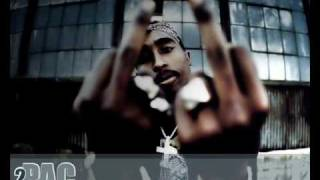 2pac - Crazy / Holla if ya hear me Remix (Gnarls Barkley)