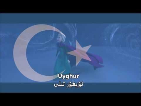 Let It Go [Turkic Multilanguage]