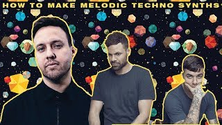 How To Make Melodic Techno Synths Like Maceo Plex And Tale Of Us[+Presets]