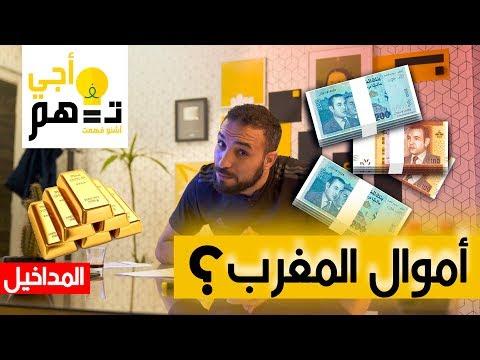 أجي تفهم منين كيجيو فلوس المغرب !