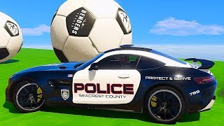 Police Cars for Kids in Cartoon for Kids with Police Car BMW Video for Kids New Story for Kids