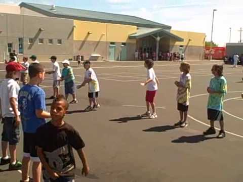 Field Day May 5, 2010 John Bass Elementary School