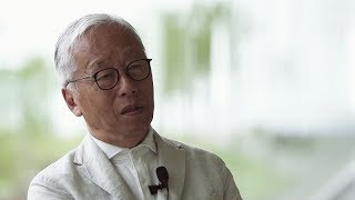 Hiroshi Sugimoto Interview: Advice to the Young