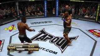 UFC 2010 Undisputed - Showroom 3/3 - PS3/Xbox360