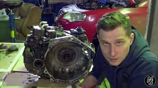 Ремонт АКПП 09G VW  Passat B6 1.8T BZB. Пробуксовки и удары при переключении.(, 2017-12-13T21:18:45.000Z)