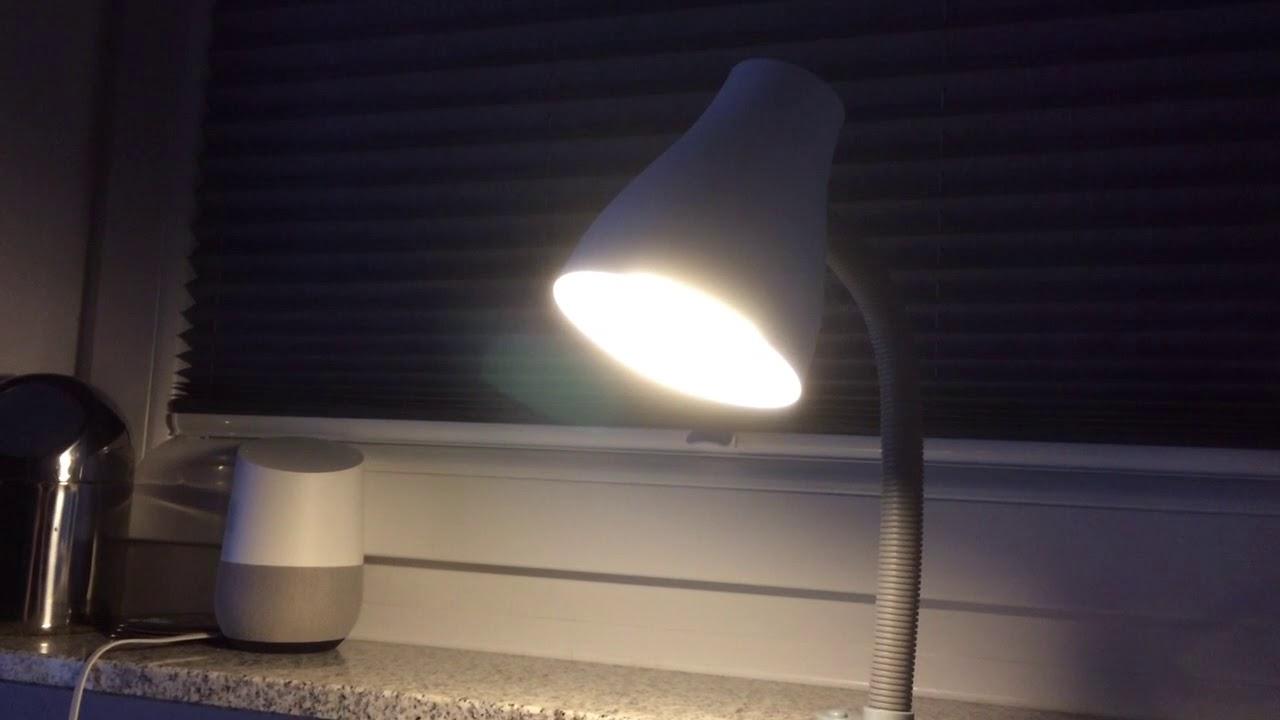 Hue Lampen Philips : Philips hue lampen mit google home bedienen youtube