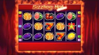 Sizzling Hot Deluxe - Kostenlos Spielen - Spielanleitung.com