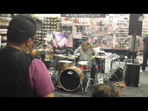 Guitar Center Drum Off Store Finals El Paso