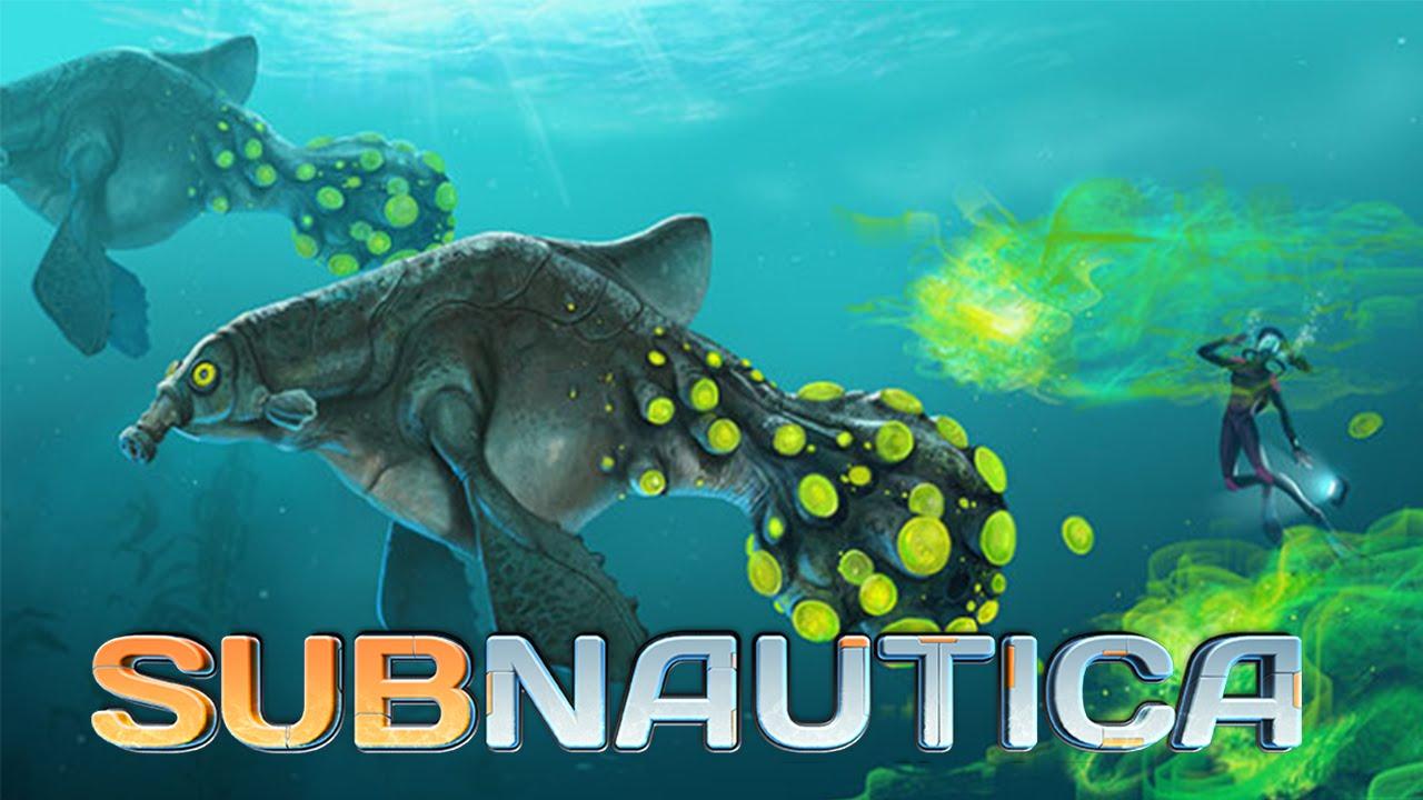 Subnautica как обновить игру - ea080