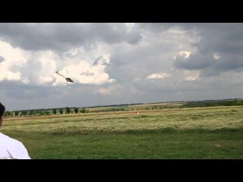 ILKER ESMER TREX 700E DFC - IKON FBL SYSTEMS TEAM PILOT-BFF13