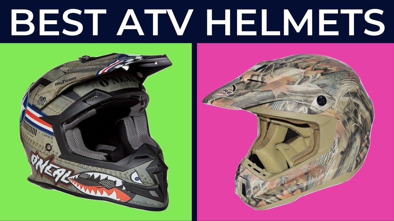 Best Atv Helmets 2020 Top 7 Atv Helmets Review Youtube