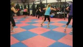 20 Minute Cardio Kickboxing Workout