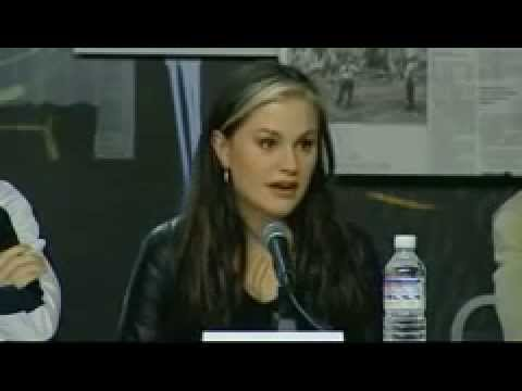 Anna Paquin Interview about X-Men 2 in 2003