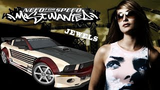 Need For Speed Most Wanted: Jewels #9 (8° Chefe)