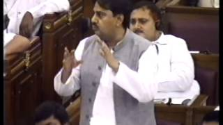 Shah Alam urf Guddu Jamali in UP Vidhan Sabha Part 5