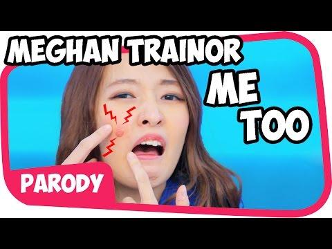 Meghan Trainor - Me Too PARODI [ Jerawat BATU ] Wkwkwkw