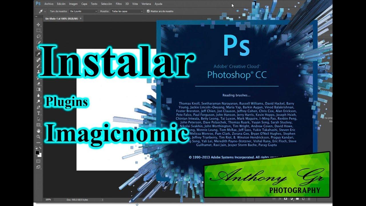 como instalar photoshop cc para mac
