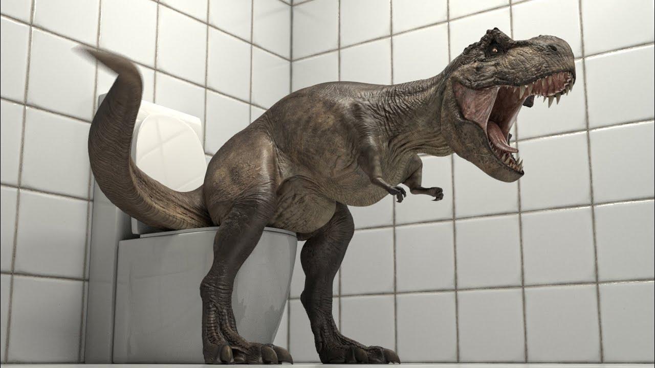 Download Dinosaur Problems - T-Rex Meme 01