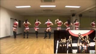 遠藤ジェネレーションが、今回はじめて少女時代以外のコピーダンスを披...