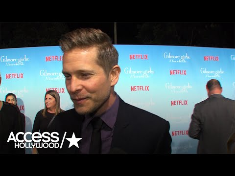 Matt Czuchry: What Has Logan Been Up To Since 'Gilmore Girls' First Ended?  Access Hollywood
