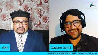 Live Session 16 With Respected Brother Mohtaram Nadeem Ahmad Zahid Sahib 8 Nov. 2020.
