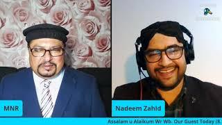 Live Session 16 With Respected Brother Mohtaram Nadeem Ahmad Zahid Sahib 8 Nov. 2020.