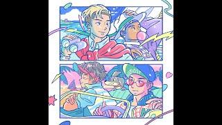 maeshima soshi & ALLMO$T / Fly