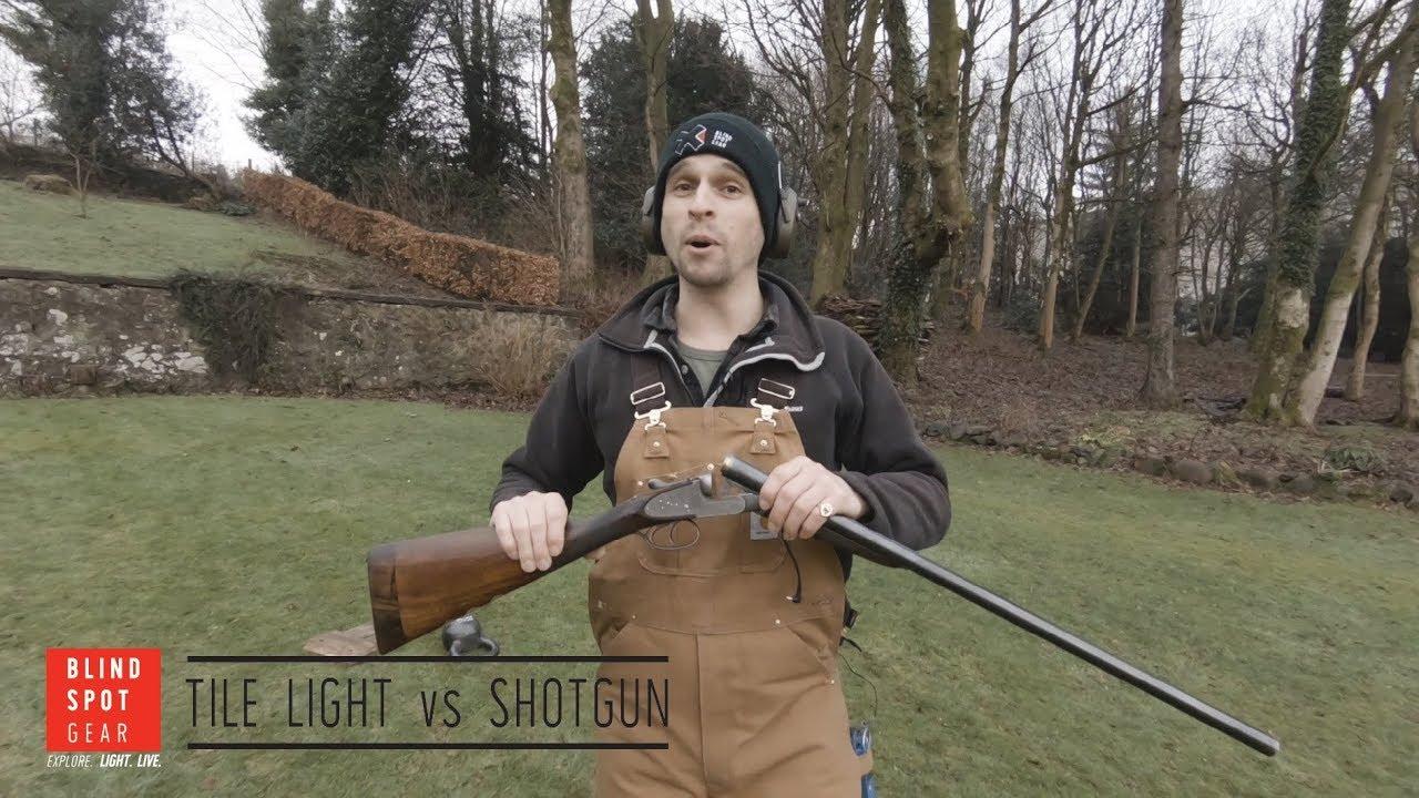 Tile Light by Blind Spot Gear Vs Shotgun