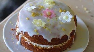 Gluten-free Lemon Sponge Cake | Gillsgfkitchen