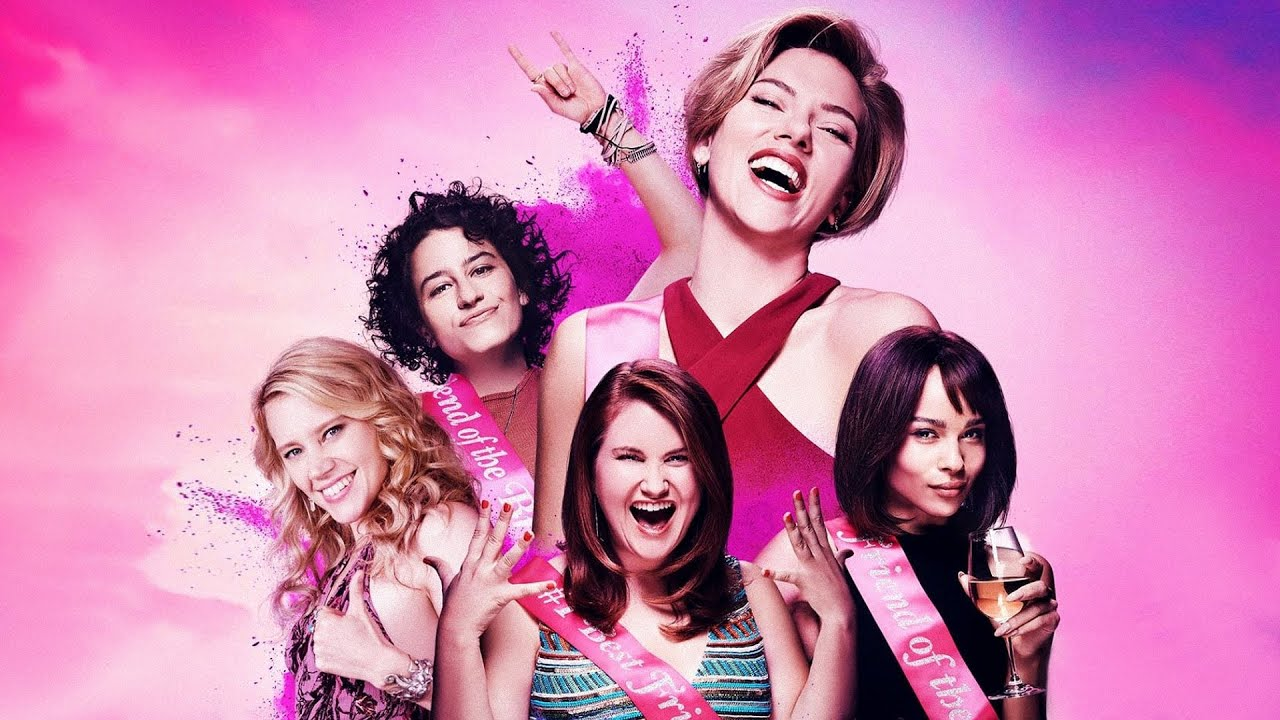 Comedy Crime Movie 2021 - ROUGH NIGHT 2017 Full Movie HD ...